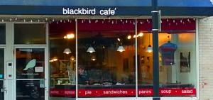 Blackbird Café facade