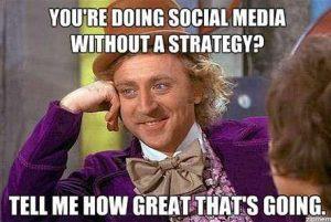Wonka Social Media