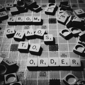 order to chaos by sebastian wiertz