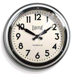 large-electric-clock-chrome