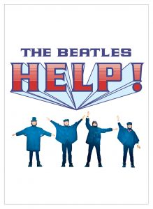 help beatles album cover