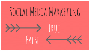 Social Media Marketing Misconceptions
