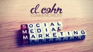 D. Cohn Communications Social Media Marketing
